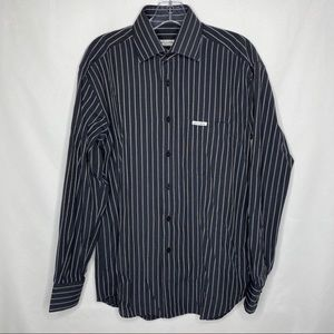 Dolce & Gabbana Long Sleeve Button Up Dress Shirt